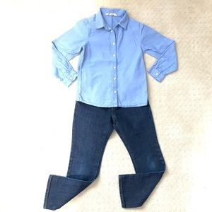 Boys Shirt and Jeans outfit